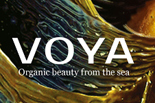 VOYA certified organic skincare products